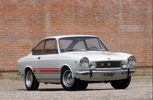 Fiat 850 Abarth Ot 1964 1971 Collector