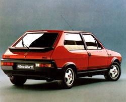 Fiat Ritmo Abarth 125tc 130tc 1981 1987 Guide Occasion
