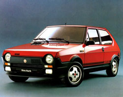 fiat ritmo abarth 125tc 130tc 1981 1987 guide occasion. Black Bedroom Furniture Sets. Home Design Ideas