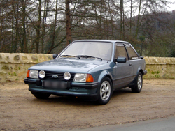 ford escort xr3 1980 1985 guide occasion. Black Bedroom Furniture Sets. Home Design Ideas