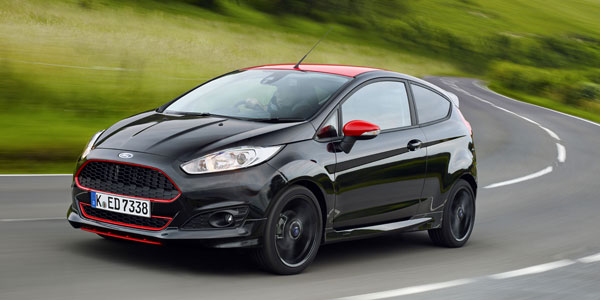 FORD FIESTA (6) 1.0 140 ch Black Edition