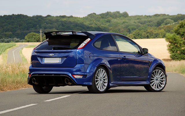 GUIDE OCCASION FORD FOCUS (2) RS
