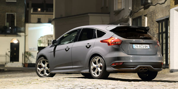 FORD FOCUS (3) ST TDCI 185