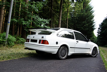 Bmw Fort Worth >> FORD SIERRA RS COSWORTH (1986-1987) - GUIDE OCCASION