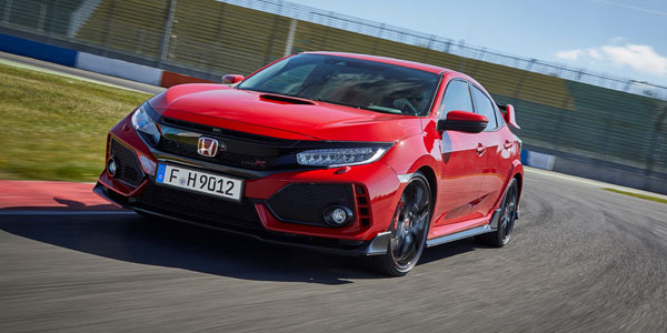 HONDA CIVIC Type R (FK8)