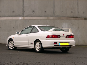Integra Type R Ar on 1994 Acura Integra