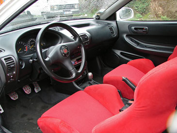 honda integra type r 1998 2000 guide occasion. Black Bedroom Furniture Sets. Home Design Ideas