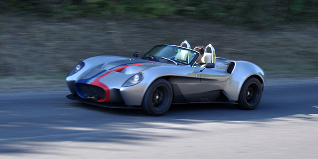 JANNARELLY DESIGN-1 Roadster