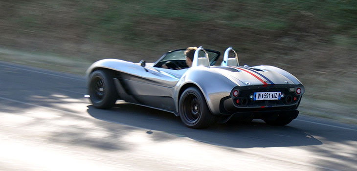 essai jannarelly design1 roadster 2020