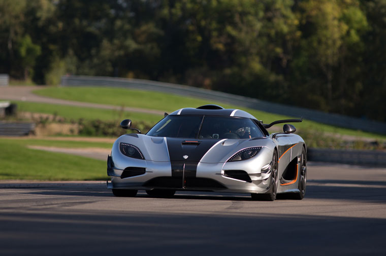 photo occasion Koenigsegg One:1