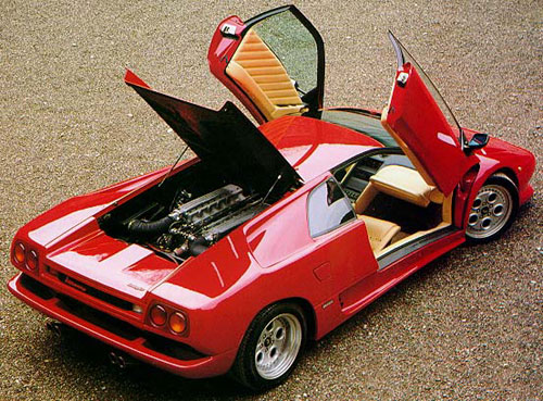lamborghini diablo 1990 1998 guide occasion. Black Bedroom Furniture Sets. Home Design Ideas