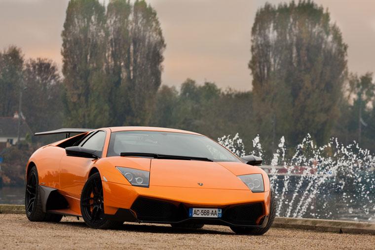Lamborghini Murcielago Lp670 4 Sv 2009 Essai
