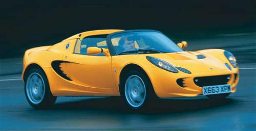 lotus elise s2 2001 2004 essai. Black Bedroom Furniture Sets. Home Design Ideas