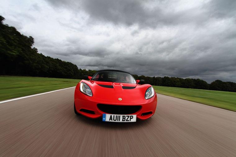 lotus elise 1 6 club racer s3 2011 essai. Black Bedroom Furniture Sets. Home Design Ideas