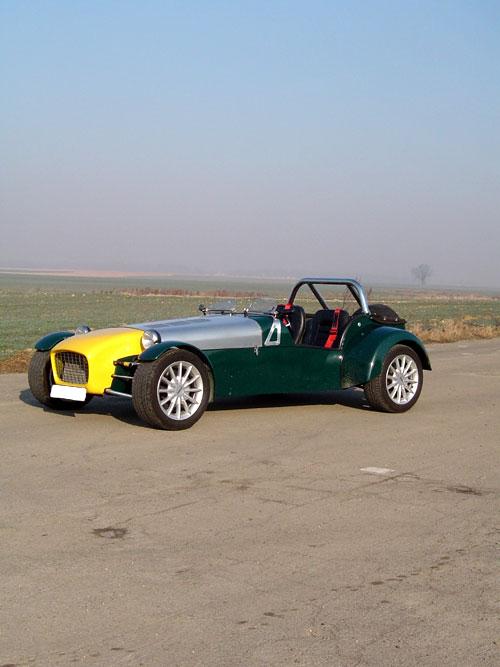 martin seven construire son auto