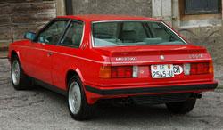 MASERATI 222 E / SE / SR (1988-1993) - GUIDE OCCASION