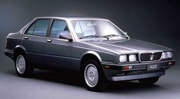 MASERATI 430 (1988-1994) - GUIDE OCCASION