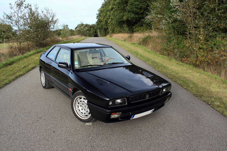 maserati ghibli ii 1992 1998 guide occasion. Black Bedroom Furniture Sets. Home Design Ideas