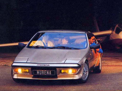 matra murena 1980 1983 guide occasion. Black Bedroom Furniture Sets. Home Design Ideas