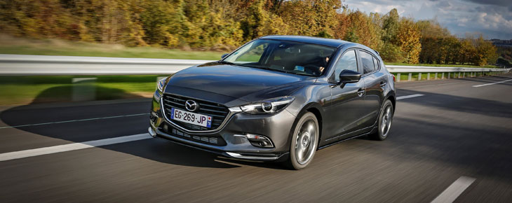 mazda 3 skyactiv g 165 impulsion 2017 essai. Black Bedroom Furniture Sets. Home Design Ideas