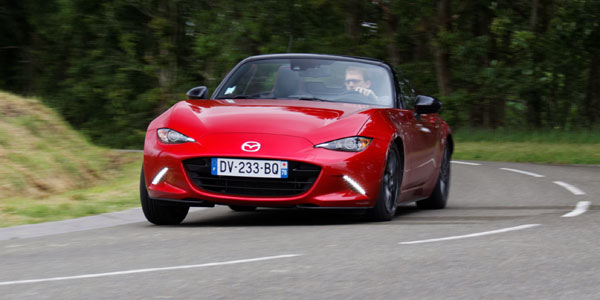 MAZDA MX-5 (ND) 1.5L Skyactiv-G