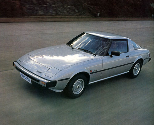 mazda rx 7 sa fb 1978 1985 guide occasion. Black Bedroom Furniture Sets. Home Design Ideas