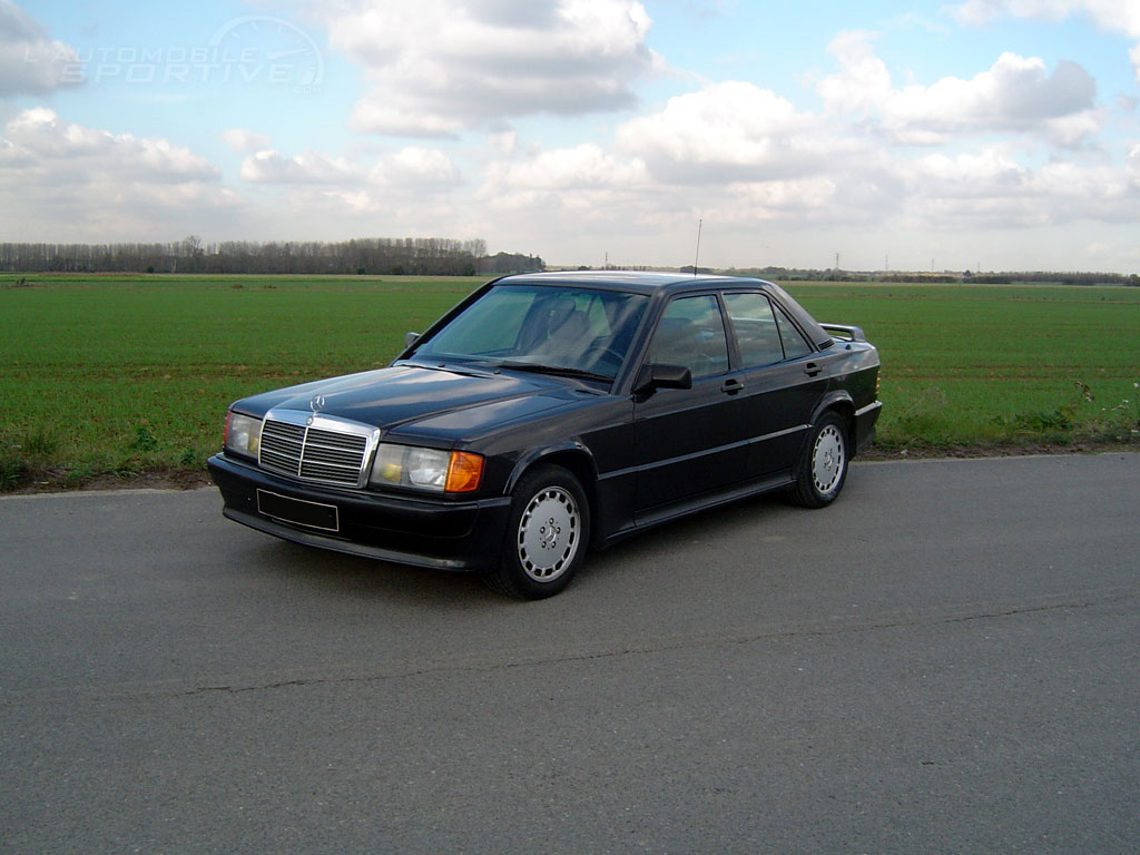 mercedes benz 190 e 2 3 16 1984 1988 guide occasion. Black Bedroom Furniture Sets. Home Design Ideas