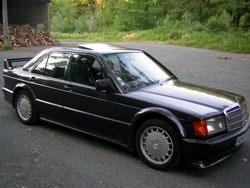 Mercedes 190 evo 1 blog sur les voitures for Interieur mercedes 190
