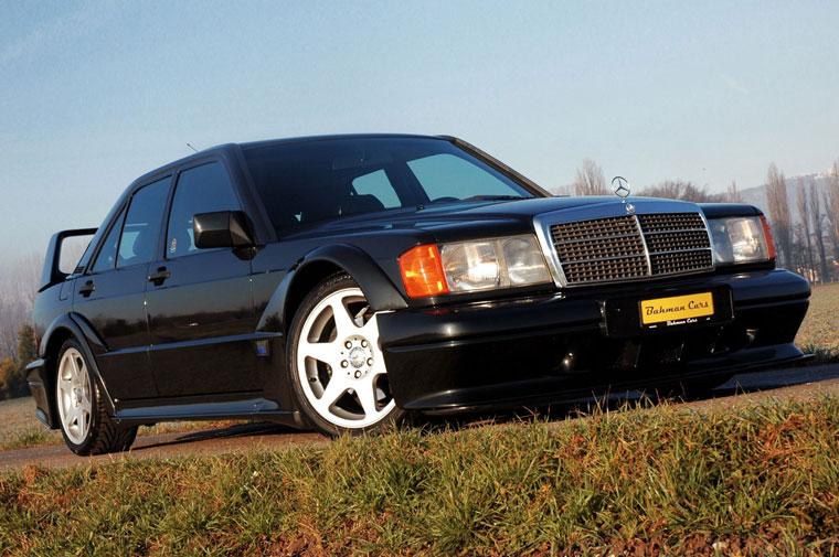 Mercedes benz 190 e 2 5 16 evolution 2 1990 1991 collector for Mercedes benz route 17