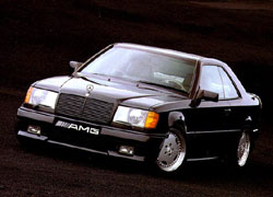 MERCEDES-BENZ 300 CE AMG 6 0 The Hammer (1988-1990) - COLLECTOR