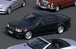 Mercedes Benz 300 Ce Amg 6 0 The Hammer 1988 1990