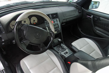 MERCEDES-BENZ C (W202) 43 AMG (1997-2000) - GUIDE OCCASION