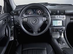 Mercedes Benz C W203 55 Amg 2004 Essai