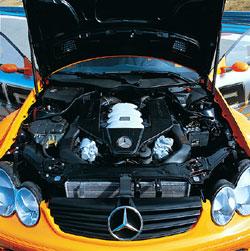 Technique Le V8 63 Mercedes Amg