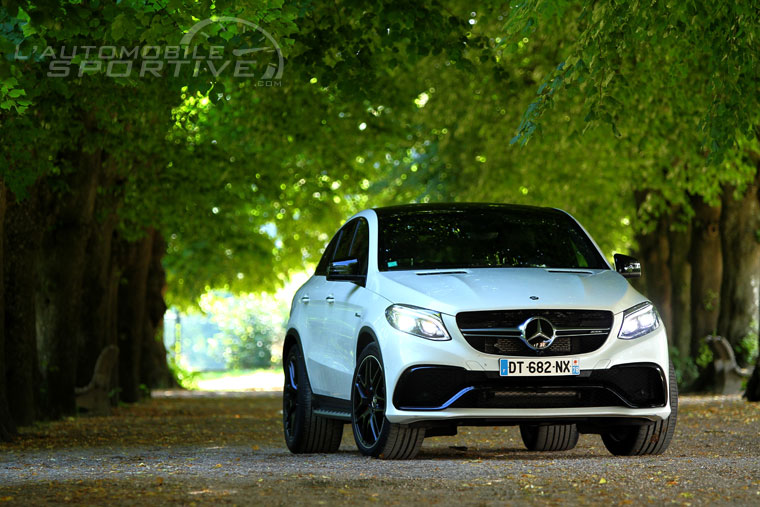 Mercedes Benz Gle 63 S Amg Coup 233 2015 Essai