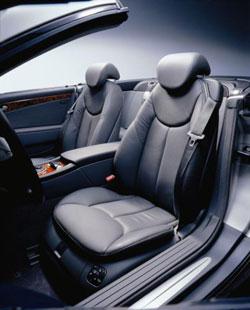 Mercedes Benz Sl R230 500 2002 Essai