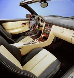 Mercedes Benz Slk R170 320 2001 2003 Essai