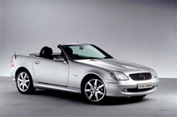 Mercedes Benz Slk R170 230 K 1996 2004 Guide Occasion