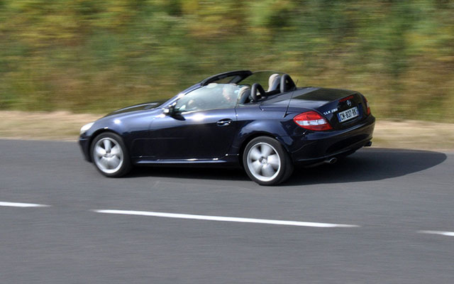 GUIDE OCCASION MERCEDES-BENZ SLK 280 R171