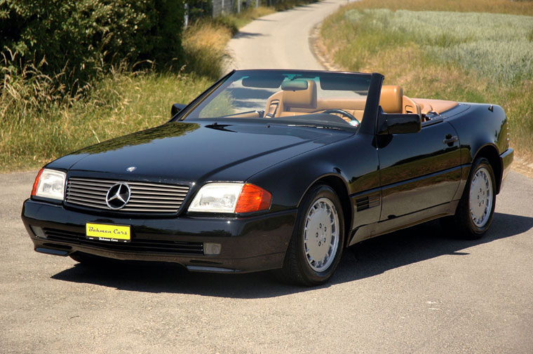 mercedes benz sl r129 500 1989 2001 guide occasion. Black Bedroom Furniture Sets. Home Design Ideas