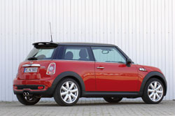mini cooper s r56 1 6 turbo 2006 essai. Black Bedroom Furniture Sets. Home Design Ideas