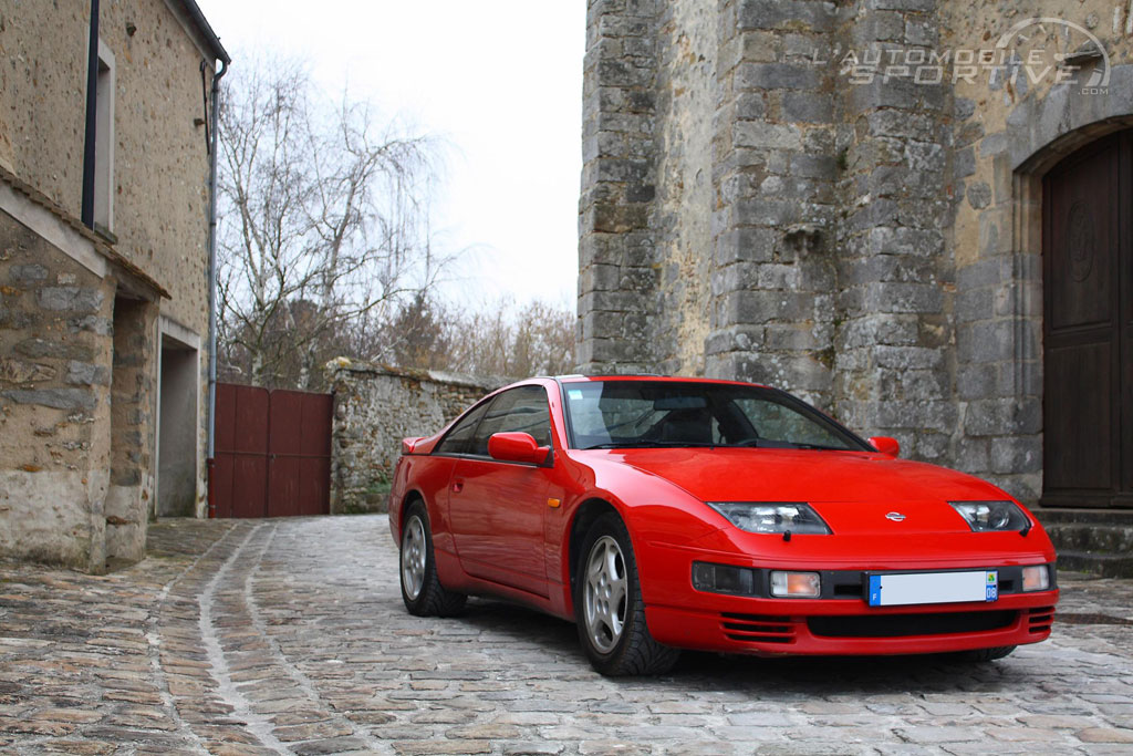 nissan 300zx twin turbo z32 1990 1998 guide occasion. Black Bedroom Furniture Sets. Home Design Ideas
