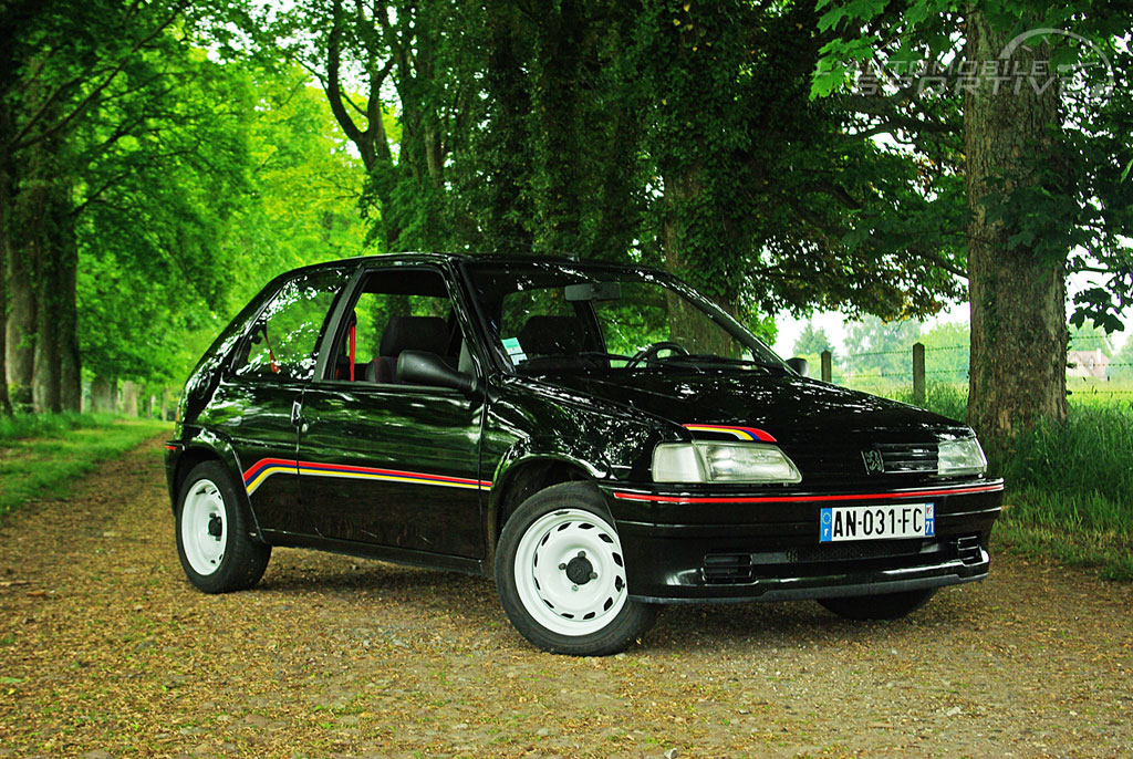 peugeot 106 rallye 1993 1996 guide occasion. Black Bedroom Furniture Sets. Home Design Ideas