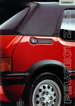 Peugeot 205 cti 1986 1994 guide occasion for Tapis 205 cti