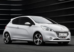 peugeot 208 gti 2013 essai. Black Bedroom Furniture Sets. Home Design Ideas
