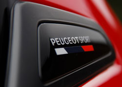 peugeot 208 gti by peugeot sport 2015 essai. Black Bedroom Furniture Sets. Home Design Ideas