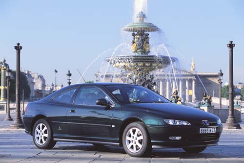 peugeot 406 coup 1997 2004 guide occasion. Black Bedroom Furniture Sets. Home Design Ideas