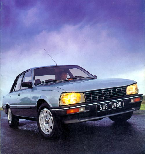 Peugeot 505 1991 Smcars Net Car Blueprints Forum