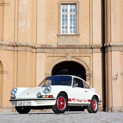 a9ae210d86fdfc Oeuvre d art, monument historique, sportive d exception, la Porsche 911  Carrera RS 2.7 est tout cela à la fois et incarne une des plus belles pages  de ...