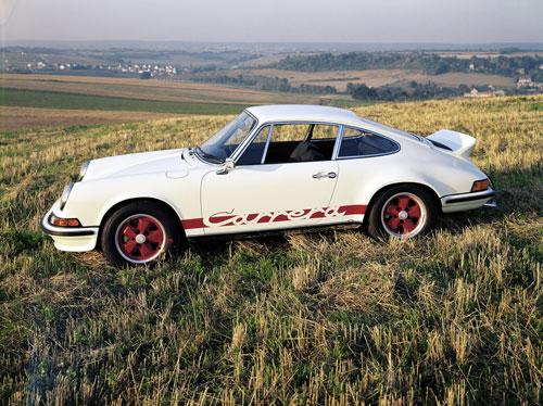 porsche 911 carrera rsr. -1973 Porsche Carrera RS 2.7